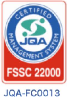 YAEGAKI Biotechnology FSSC 22000-based Food Safety Management System