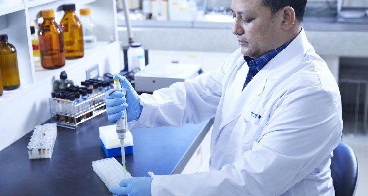 ヤヱガキ醗酵技研 YAEGAKI Biotechnology 基礎研究から応用・実用化研究まで。