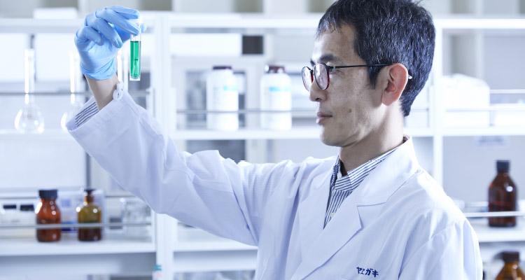 ヤヱガキ醗酵技研の研究者のイメージ画像