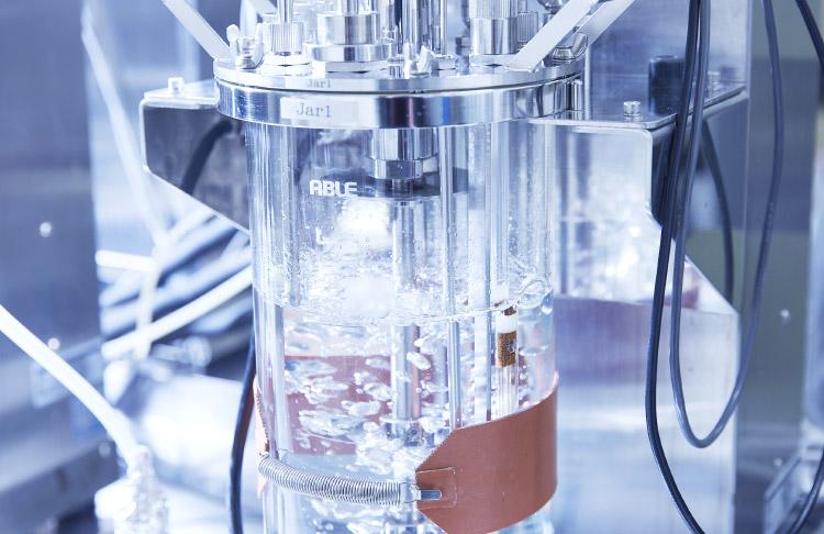 ヤヱガキ醗酵技研が行う研究開発のイメージ画像